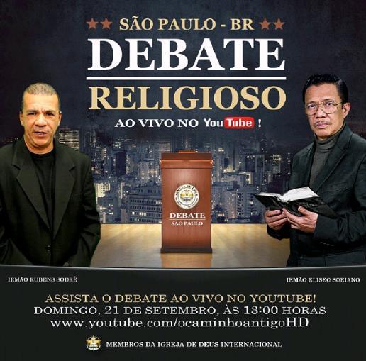 debate religioso